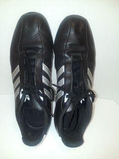 reputable site 081fc 1dc2b Details about ADIDAS PORSCHE DESIGN Shoes Men BlackWhiteGray Sneaker  Tennis Lace US11 UK10.5