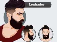 is Trustee Companion of Those who Look for Elegance, Confidence & Respect. Beards And Mustaches, Bald Men With Beards, Bald With Beard, Beard Styles For Men, Hair And Beard Styles, Hair Styles, Beard No Mustache, Moustache, Barba Grande