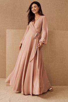Pageant Dresses, Modest Dresses, Pretty Dresses, Brown Evening Dresses, Simple Bridesmaid Dresses, Wedding Dresses, Muslim Fashion, Marie, Fashion Outfits