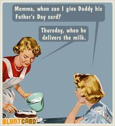 This milkman