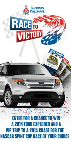 Win A Ford Explorer