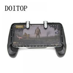 All IN 1 Gamepad For PUBG Controller l1 r1 Mobile Fire Shooter For PUBG Trigger Adjustable Mobile Gaming Accessories For PUBG  Price: 16.00 & FREE Shipping  #tech|#electronics|#home|#gadgets Mobiles, Shipping Packaging, Cheap Mobile, Game Controller, Mobile Game, Natural Disasters, Diy Toys, Cool Gadgets