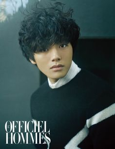 Yeo Jin Goo L'Officiel Hommes Korea Magazine December 2013