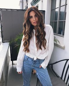 Tired of breaking the bank to have a good-hair day? We've got you covered.Here, the best, most affordable hair products on the market (that even celebrities swear by! Trendy Outfits, Cute Outfits, Fashion Outfits, Fashion Trends, Hair Inspo, Hair Inspiration, Love Fashion, Fashion Beauty, Fashion Spring