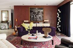 Inside the Most Stylish Celebrity Homes   #celebrityhomes #homedecor #elegant #modernhomes #GiseleBündchenhome #jenniferanistonhouse #topinteriordesign