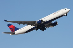 Delta upgrades Airbus A330 fleet with flat-bed seats