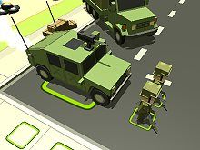 Blocky Army