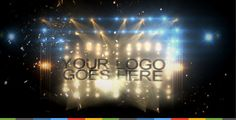 Light Up Your Logo On Stage  • See it in action ➝ https://videohive.net/item/light-up-your-logo-on-stage/2210013?ref=pxcr
