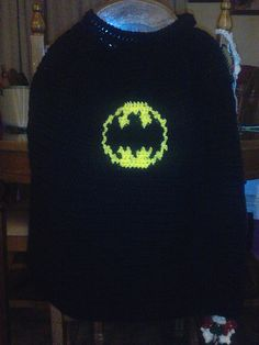 Ravelry: Batman Cape pattern by Price Crochet Creations