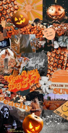 Created by autumn Spooky background October Wallpaper, Cute Fall Wallpaper, Iphone Wallpaper Fall, Orange Wallpaper, Halloween Wallpaper Iphone, Holiday Wallpaper, Iphone Wallpaper Tumblr Aesthetic, Cute Patterns Wallpaper, Iphone Background Wallpaper