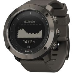 Amazon.com : Suunto Traverse GPS Watch Graphite One Size : Clothing