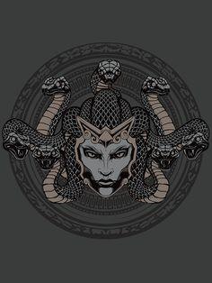 marquesan tattoos for guys Medusa Kunst, Medusa Art, Medusa Gorgon, Medusa Tattoo, Hals Tattoo Mann, Tattoo Hals, Tatto Ink, Body Art Tattoos, Sun Tattoos