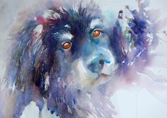 Watercolours With Life: November 2009 Jean Haines