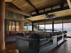 Confusing Boundaries With Shadowboxx House by Olson Kundig (5)