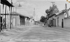 Sabana Grande 1910