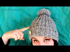 Cappello all'uncinetto grazioso, facile e veloce - YouTube