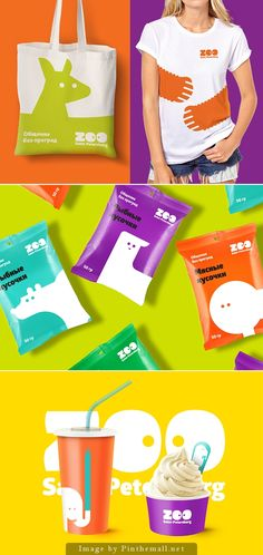 New Zoo in St. Kids Packaging, Food Packaging Design, Brand Packaging, Kids Branding, Logo Branding, Logos, E Design, Logo Design, Zoo Logo