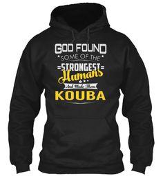 KOUBA - Strongest Humans #Kouba