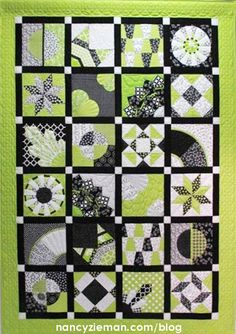 Quilting With Nancy Zieman | Free Block of the Month Program