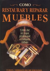 RESTAURACIÓN DE MUEBLES - LIBROS