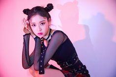 Kpop Girl Groups, Kpop Girls, Kokoro, Mini Albums, Seventeen, Survival, Punk, Photoshoot, Actresses