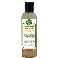 Dead Head Patchouli Organic Shampoo >>> Click image for more details.