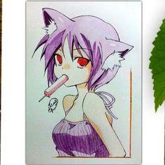 Caty anime...