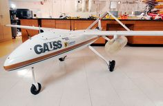 The GUASS drone could help workers as they go about inspecting and maintaining the safety of public roads and highways