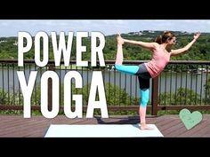Power Yoga - with Adriene - YouTube