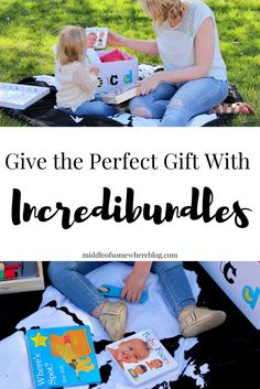 The perfect gift with Incredibundles.com; how to find the perfect gift for any child from Incredibundles.co; baby shower gifts; gift card giveaway