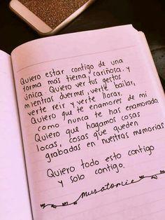 CARTITAS PARA TU NOVIO - Fire Away Paris Love Phrases, Love Words, Boyfriend Quotes, Boyfriend Gifts, Tumblr Love, Love Text, Love You, My Love, Love Images