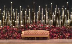 24 Gorgeous Wedding Stage Decoration Ideas & Themes That Will Leave You Speechless! 24 Gorgeous Wedding Stage Decoration Ideas & Themes That Will Leave You Speechless!This Wedding Season Let's Create Magic With Dazzling Wedding Stage Decorations, Reception Stage Decor, Desi Wedding Decor, Wedding Stage Design, Wedding Reception Backdrop, Marriage Decoration, Wedding Mandap, Backdrop Decorations, Backdrop Photobooth