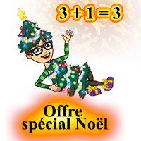Grâce+à+la+magie+de+Noël+3+++1+=+3