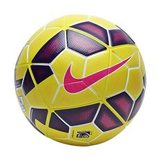 Be ready to see this new Hi-Vis Ordem 2 Ball in EPL, La Liga and Serie A matches ! Soccer Gear, Soccer Cleats, Golf Ball, Soccer Ball, Premier League Soccer, Soccer Store, Soccer Skills, Team Uniforms, Nike Football