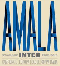 #amala - the season tickets campaign for F.C. #Internazionale Milano