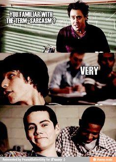Teen Wolf, Scott McCall, Stiles, COACH, Season 1 / iFunny :)