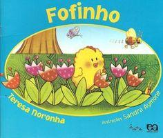 Capa do livro FOFINHO, de Teresa Noronha