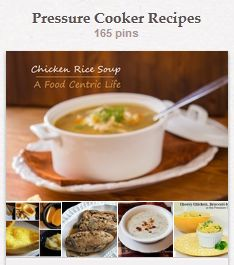 Are you following @Heather 's Pressure Cooker Recipes board?!?