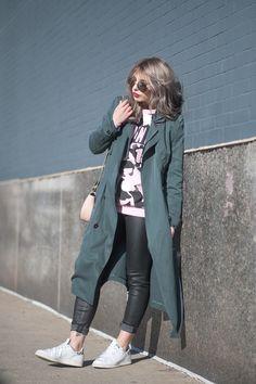 【ELLEgirl】Masha/ブロガー|STREET STYLE / ニューヨークスナップ|エル・ガール・オンライン