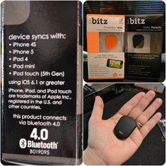iBitz – Adult and kids PowerKey Wireless Activity Monitor ~ Review