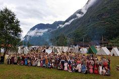 Guvangen Viking Valley - Welcome to the Viking Valley