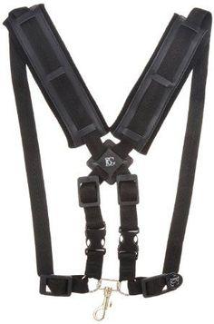 BG S41CMSH Women's Alto/Tenor/Baritone Sax Comfort Harness with Metal Snap Hook BRAND NEW