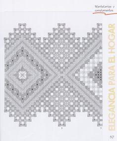 HARDANGER CORRETO 2 - GISELI - Λευκώματα Iστού Picasa