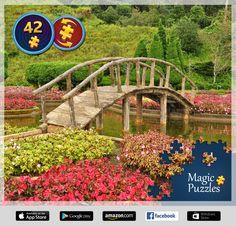 Ho appena completato questo puzzle sull'app per iPad Magic Jigsaw Puzzle. Provala anche tu!