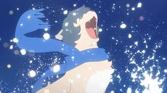 Ame Howl in Winter - The wolf Children Ame and Yuki Wallpaper and Background Image Winter Wallpaper, Kids Wallpaper, Computer Wallpaper, Wallpaper Backgrounds, Wolf Children Ame, Kids Tumblr, Wolf Pup, Kid Movies, Winter Fun