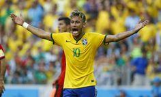 #neymar #brazil #fifaworldcup2014