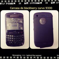 Carcasa de blackberry 9300