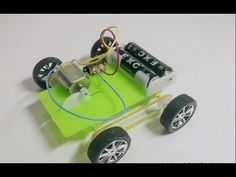 Howto Make Kids Battery Operated Car Faster