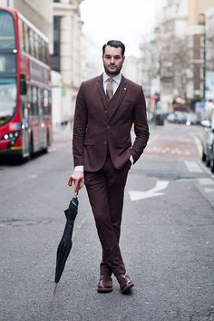 The Best Dressed Men of London Fashion Week Photos | GQ