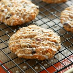 Carrot Applesauce Cookies - Finally, a cookie I feel great about eating!